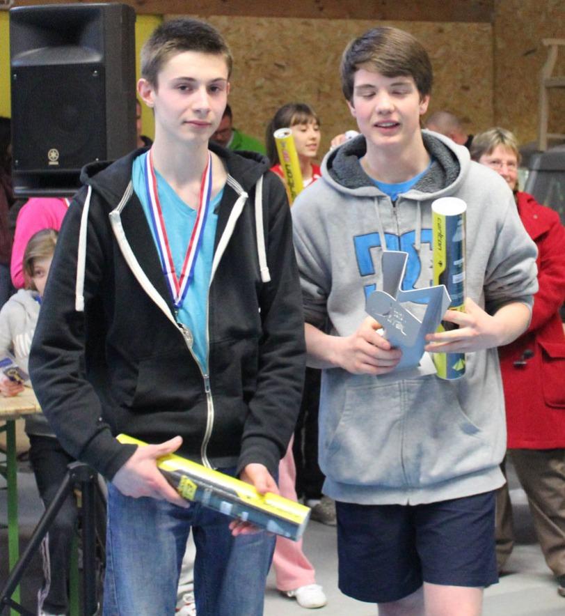 Finalistes cadets