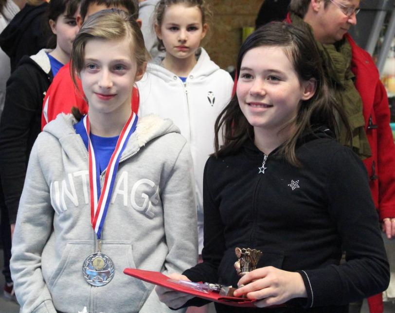finalistes poussines