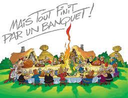 Banquet Asterix